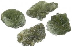 Moldavite approx. 15-20 mm (Size M), Czech