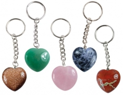 Keychain Heart 30 mm