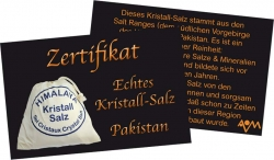 Certificate Salt