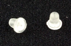 Silicone Closures for Ear rings