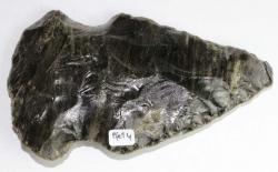 Arrow Head, Gold Obsidian No. 4