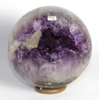Ball (Sphere) Amethyste No. 22