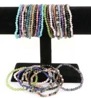 Starterkit Bracelets Ball faceted 3-4 mm