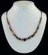 Turmaline necklace multicolor