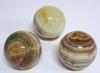 Balls (Spheres) 7.5 cm Onyx Marble B-quality