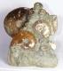 Ammonite Sculpture Ammo33