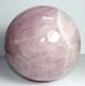 Ball (Sphere) Rose Quartz No. 26