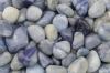 Blue Quartz Tumbled Stones, B-quality