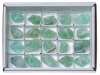 Box of Fluorite rough China, 20 pieces