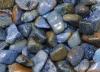 Dumortierite Tumbled Stones, B-Quality