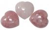 Heart Rose Quartz, 45x20 mm