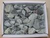 Box of Silver Eye Serpentine (Chrysotile-Serpentine), B-quality