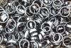 Hematite Rings flat 6 mm