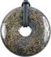 Donut 40 mm Bronzite