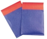 Paperbag Blue & Red  70 x 90 mm