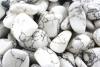 Howlite (Magnesite) Tumbled Stones Simbabwe