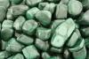 Malachite pierres roulées Congo