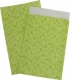 Paperbag GREEN CIRRUS  95 x 140 mm
