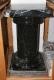 Pillar 60 cm, Black Marble