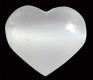 Selenite Heart 8 cm