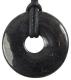 Donut 30 mm Schungit / Shungit