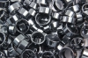 Hematite Rings flat 9 mm