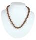 Necklace ball Snakeskin Jasper 8 mm, 45 cm