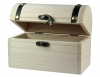 Wooden Tresure Chest, NEW big 15 x 8 cm