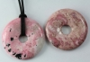 Donut 35 mm Rhodochrosite