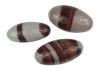 Shiva-Lingams poliert 2.5 cm