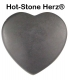 Hot Stones Hearts L approx. 75 mm