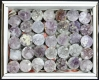 Box Amethyst drilling cores 2nd choice