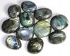 Labradorite Palm stones XL