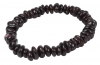 Bracelet Garnet Button 3-5 mm