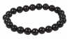 Bracelet ball 8 mm Shungite