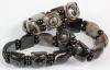 Augenachat-Armband (großes Auge) B-Qualität