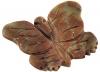 Schmetterling 3 cm Speckstein