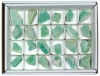 Box of Amazonite, 24 pieces