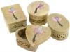 Soapstone boxes 3-5 cm