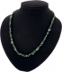 Chip Necklace 45 cm Emerald