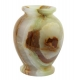 Vase round 7.5 x 10 cm, Onyx Marble