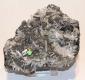 Rock Crystal, Spalerite et Pyrite, Peru MIN 35
