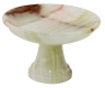 Bowl with base 10 cm, Onyx Marble, 10 pieces