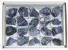 Kiste Sodalith, 24 Stück