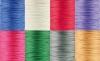 Kordband 1.5 mm farbig sortenrein ca. 100 m