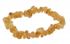 Chips Bracelet Citrine treated