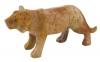 Tiger 7 cm Speckstein, 10 Stück