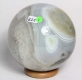 Ball (Sphere) Agate No. K21