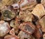 Agate 0.3-1 kg/pcs, Morocco