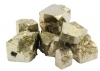 Pyrite natural Dices B-quality, Spain